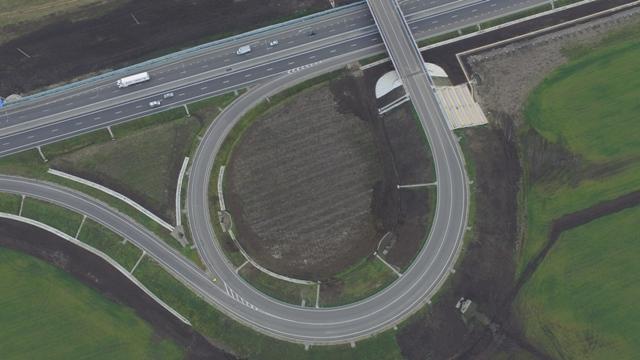В Адыгее введен в эксплуатацию новый 10-километровый участок подъезда к г. Майкоп