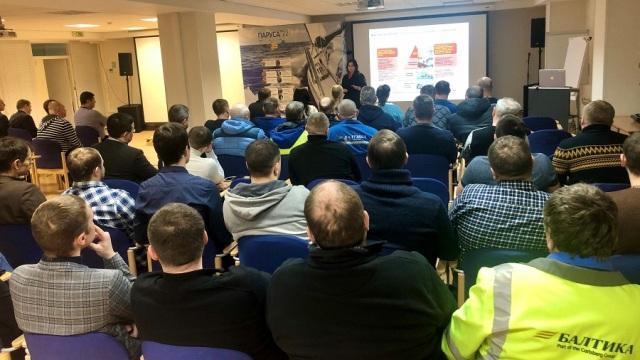 Эксперты ГИБДД побывали на заводе «Балтика-Новосибирск»
