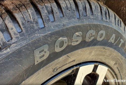 «АвтоПаскер»: тест-драйв шин Viatti Bosco A/T