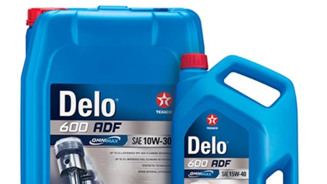 Технологию OMNIMAX™ при производстве моторного масла TexacoDelo® 600 ADF применяет Chevron