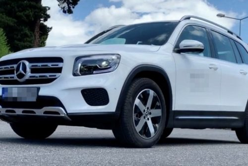 На основе концепт-кара GLB ряд SUV-идей продемонстрировал Mercedes-Benz