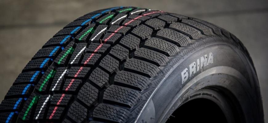 Фрикционные шины ViattiBrina в топ-3 по версии интернет-магазина «Колеса даром»