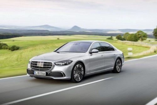 Новый Mercedes-Benz S-Класс – максимально чуткое внимание к водителю и пассажирам