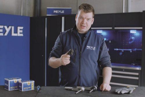 Наконечник рулевой тяги MEYLE-HD: советы и рекомендации для правильной установки