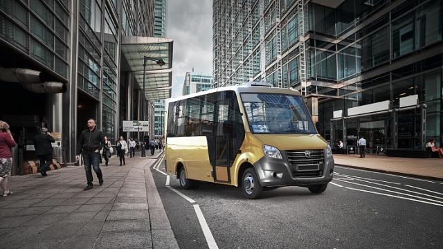 «Группа ГАЗ» выбрала шины ЦМК от KAMATYRES для нового автобуса