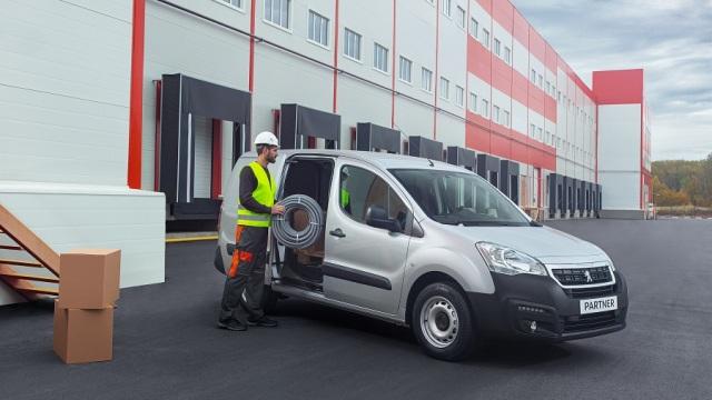 Продажи «каблучка» Peugeot Partner возобновились в Санкт-Петербурге