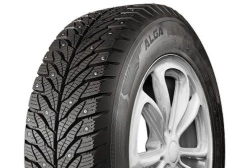 Шипованные шины KAMA ALGA спроектированы для использования в суровых зимних условиях