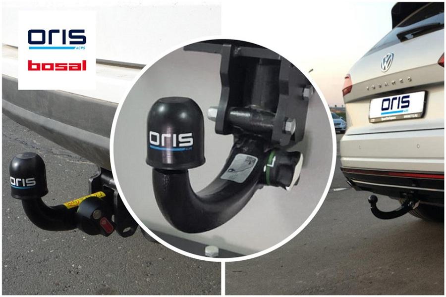 Фаркопы BOSAL теперь производятся под брендом ORIS