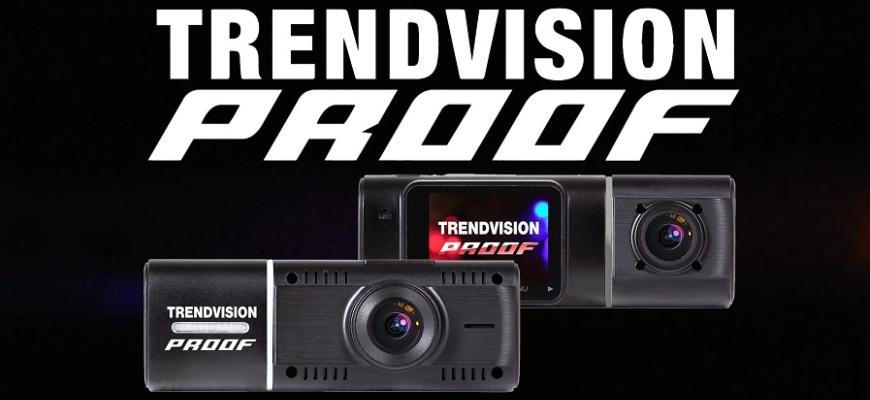 Для коммерческого транспорта специальный видеорегистратор разработала TrendVision