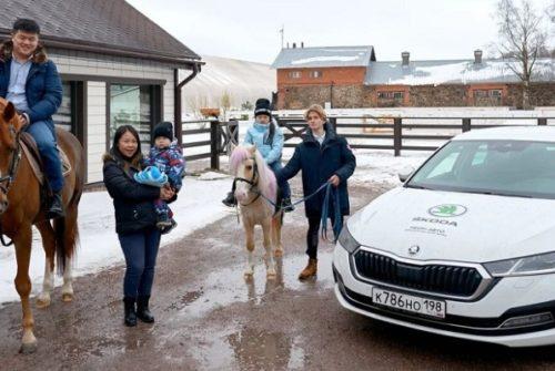 В автосалонах ŠKODA WAGNER завершился месяц ценных встреч с новой OCTAVIA