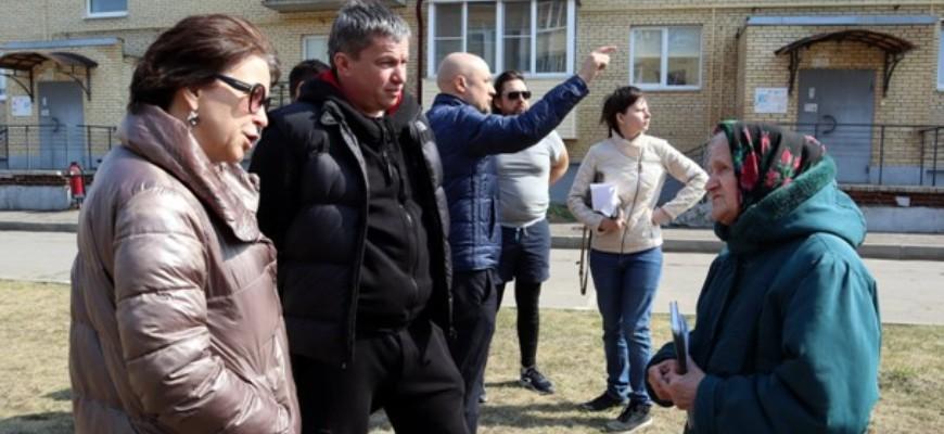 В Ярославле «Родина» решает проблемы с парковкой