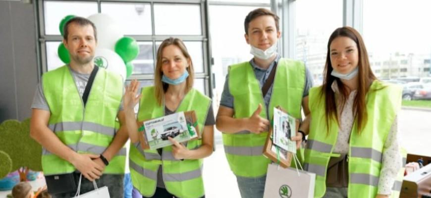 В автосалонах ŠKODA ВАГНЕР прошли первые в этом году Сервисные дни