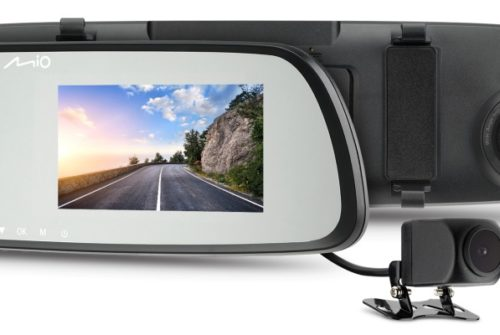 В ассортименте продукции Mio Technology появилась новая серия видеорегистраторов